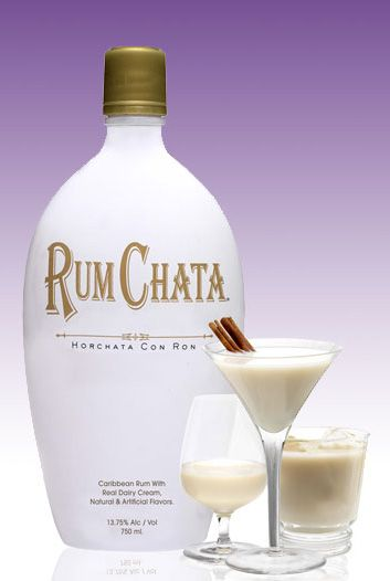 1Part Rum Chata 2 parts RootBeer  (taste just like a rootbeer float)