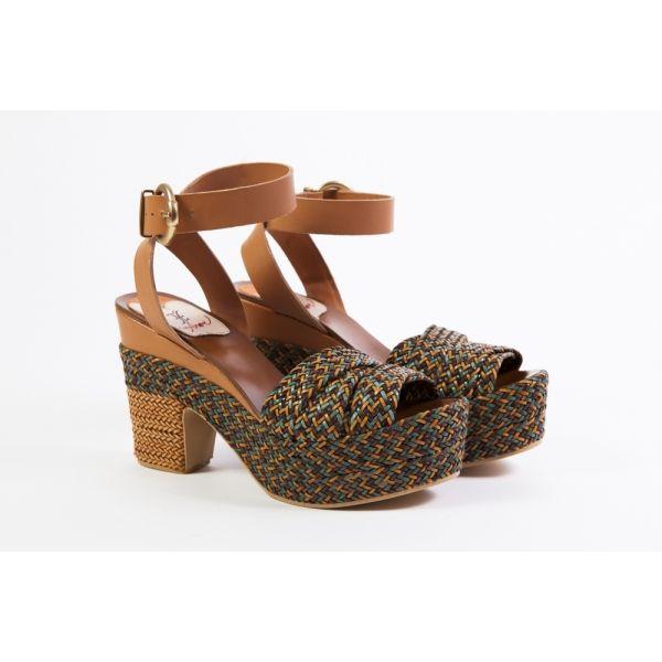 Sandalo Dolores, Scarpe donna Mon Amour - Moijejoue abbigliamento donna