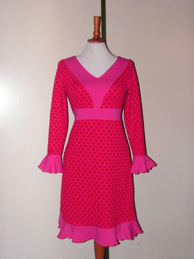 """Pink udgave af """"Twisted Sister"""" :-) Følg mig på Facebook https://www.facebook.com/Doris-Vestergaard-Design-110763765613494/?ref=bookmarks"""