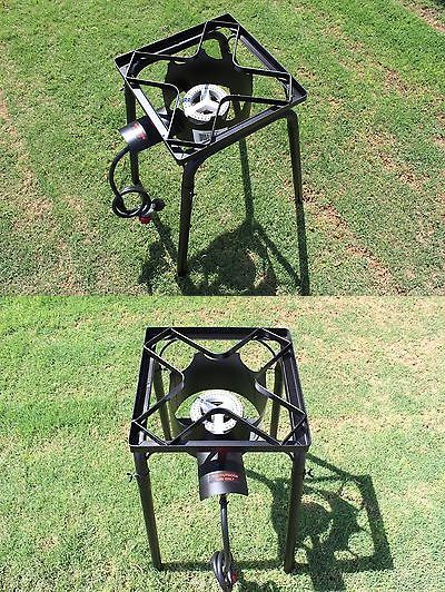 Other Camping Cooking Supplies 16036: Concord Single Burner Outdoor Stand Stove Cooker W Regulator Brewing Supply -> BUY IT NOW ONLY: $71.99 on eBay!