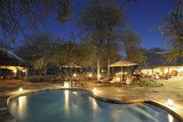 Etosha Aoba Lodge, Namibia