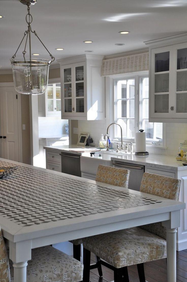 34 best tiled furniture images on pinterest | tile tables, mosaics