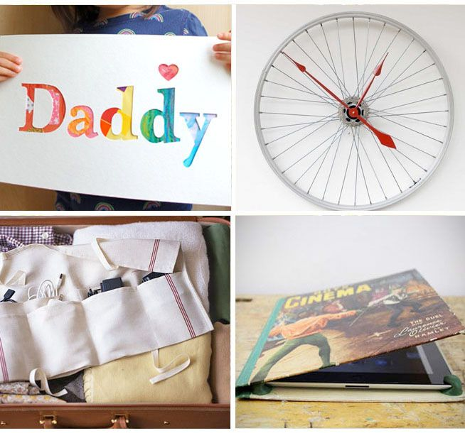 25 DIY gifts for dads