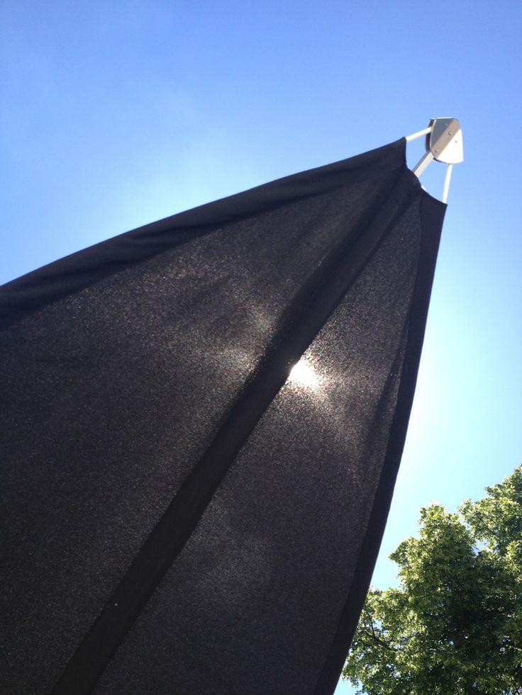 Summer shadow, Rimbou parasol, Umbrosa, #garden furniture, #Lifeform.dk