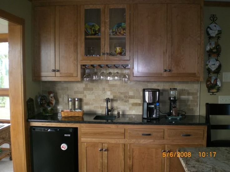 Tumbled Travertine Backsplash | Travertine Or Tumbled Marble Backsplash    Kitchens Forum   GardenWeb