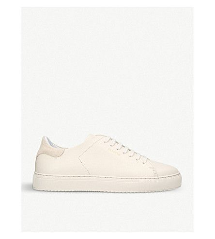 AXEL ARIGATO | Clean 90 leather mono #Shoes #Sneakers #Lace up sneakers #AXEL ARIGATO