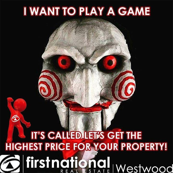 I Want to Play a Game!  #fnrewestwood