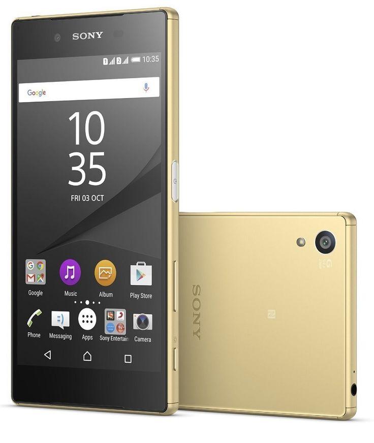 Sony Xperia Z5 E6633 Dual Sim (2nd SIM only 2G)* 4G 32GB Gold