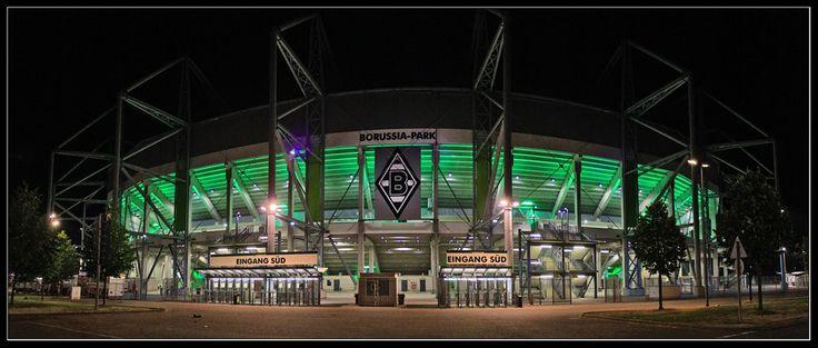 Borussia Mönchengladbach - Stadion im Borussia Park 09 von D. Schulz