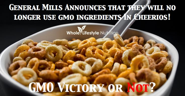 General Mills announces that they will no longer use GMO ingredients in Cheerios! GMO Victory or Not? | WholeLifestyleNutrition.com  #gmo #activist
