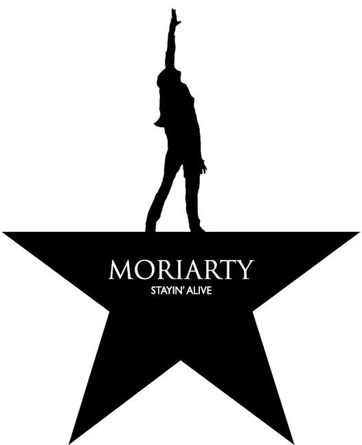 I listened to that song yesterday and all I could think of the whole time was Moriarty lol
