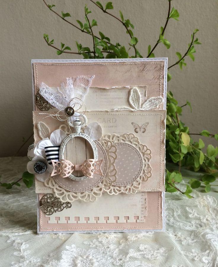 Blomsterbox: Kort med lommeur