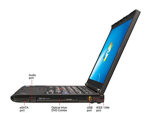 Lenovo IBM Thinkpad Laptop T410 14 Inch Laptop, Intel Core i5 2.5GHz processor, 256GB SDD, 4GB Memory, Windows 7 Professional (Certified Refurbished) #electronic #sale  http://www.allelectronicstore.com/lenovo-ibm-thinkpad-laptop-t410-14-inch-laptop-intel-core-i5-2-5ghz-processor-256gb-sdd-4gb-memory-windows-7-professional-certified-refurbished/  Get reliable performance from the Intel Core i5-2520M 2.5GHz processor 14″ WXGA LED-backlit Anti-Glare display with 1366 x 768 resolution..