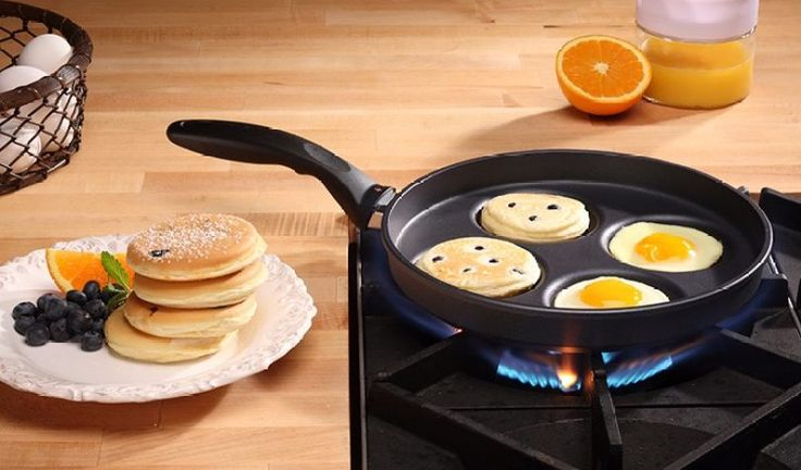 SWISS DIAMOND | NONSTICK PLETT PAN (SWEDISH PANCAKE PAN) | Luxury furniture - Eurooo #SWISSDIAMOND #PLETTPAN #SWEDISHPANCAKEPAN #PANCAKEPAN #Luxuryfurniture #Eurooo #homedecòr #kitchensupplies #hamburgerslider #eggcooking #swissdesign