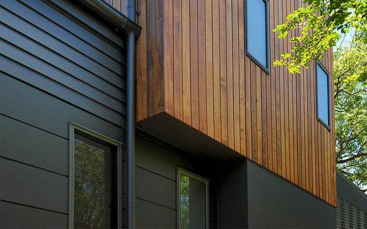 Longman Terrace House | Scyon Wall Cladding And Floors