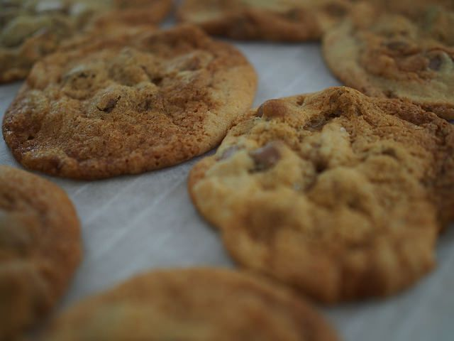tollhouse cookies in the thermomix