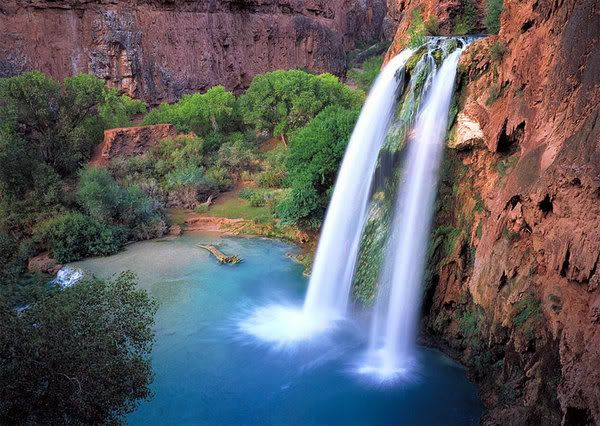 waterfalls in lake havasu city az - Google Search