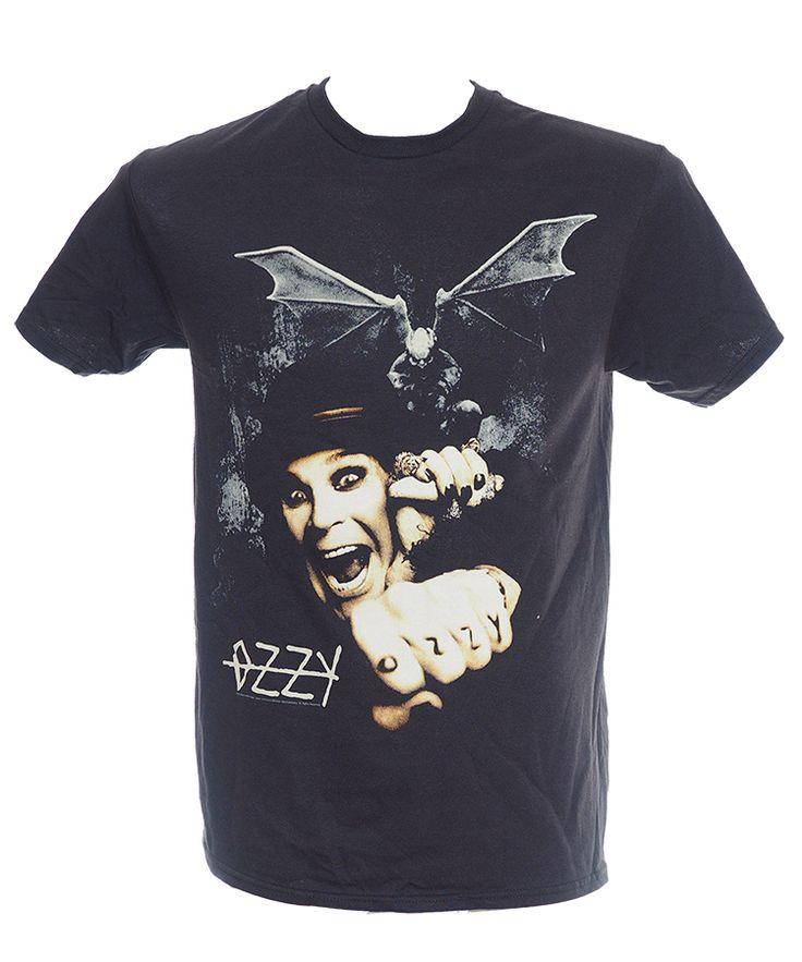Ozzy Osbourne - Gargoyle Bat Fright