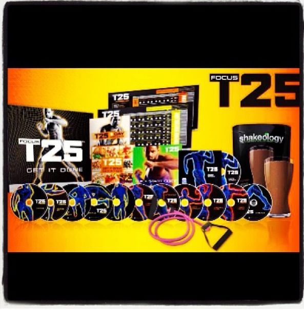 T25 workout. 25mins a day/5 x a week. Challenge packs on sale thru July 2013. Get yours at www.infinity-fit.net