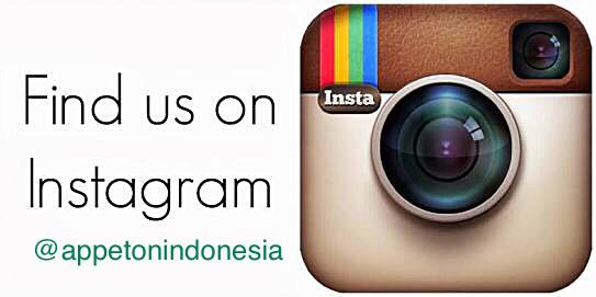 Follow us on Instagram @appetonindonesia and get the latest updates on Appeton products special promo and information! ®