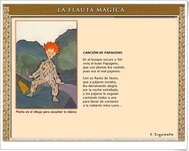"""""""La Flauta Mágica"""" de Mozart (Cuéntame una ópera)"""