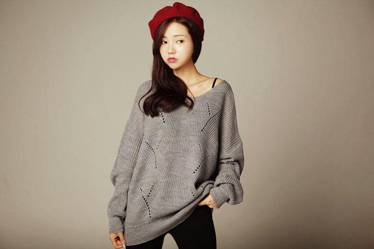ropa coreana para mujer