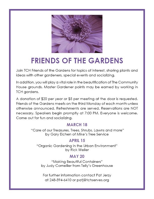 Garden Club Speaker Ideas garden club speaker ideas 2013 Friends Of The Gardens Events Join Our Garden Club For Their Beautiful Events