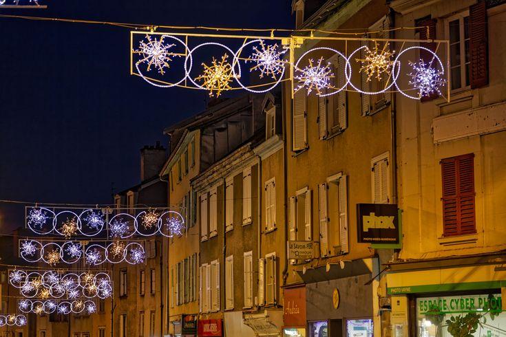 Limoges à Noël #Limoges #Noël #Christmas #Limousin #town #night