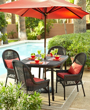 Amazing Santa Barbara Outdoor Dining Collection By Pier 1