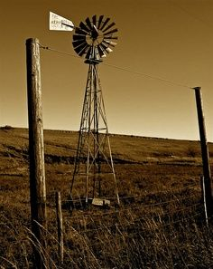 kansas watertowers | Windmills, Water Wheels, Water Towers