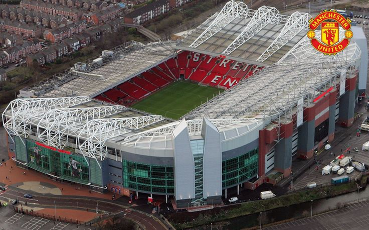 Old Trafford Theater of Dreams - Home of Manchester United