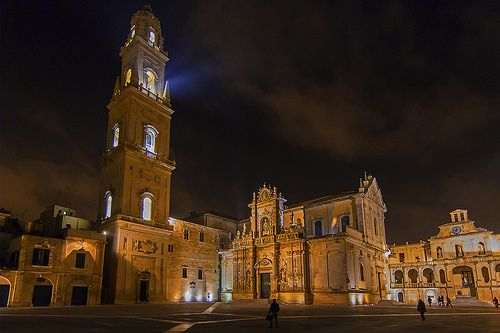 Lecce | Cattedrale metropolitana di Santa Maria Assunta Piaz… | Flickr