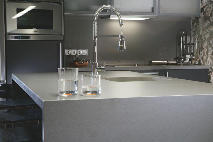 Silestone kensho kitchen silestone by cosentino - Silestone colores nuevos ...