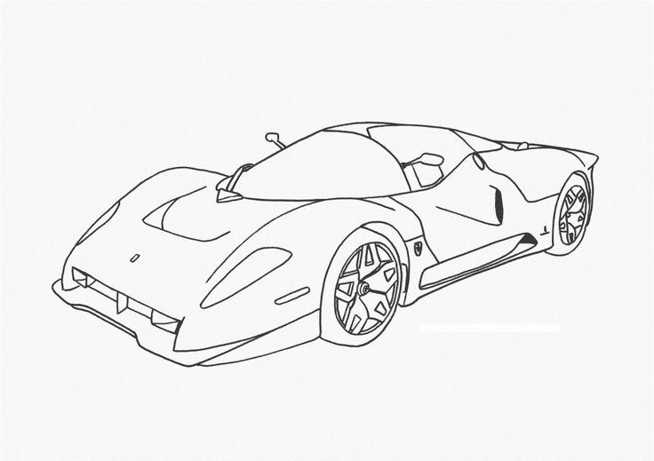 Best 20 Race Car Coloring Pages