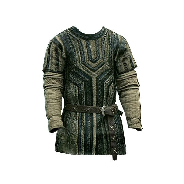 Medieval Tunic ❤ liked on Polyvore featuring costumes, medieval, fantasy, male clothes, green costume and green halloween costumes