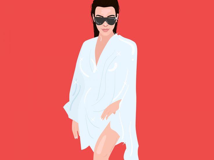 How Kim Kardashian Reinvented The Socialite