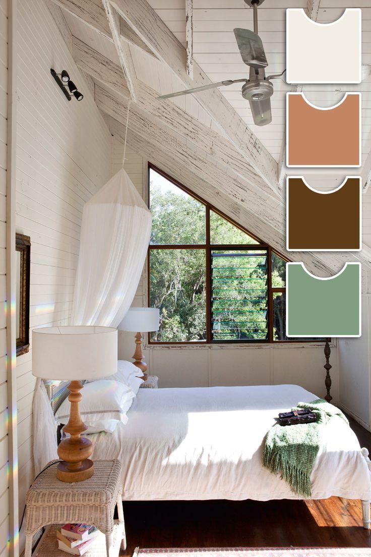 Queensland Homes Blog #colour #bedroom #loungeroom #palette