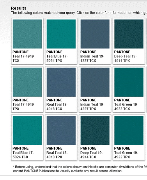Teal Blue Vs Teal Green Colors Comparison: 1000+ Images About COLOR SWATCHES & FASHION SWATCHES