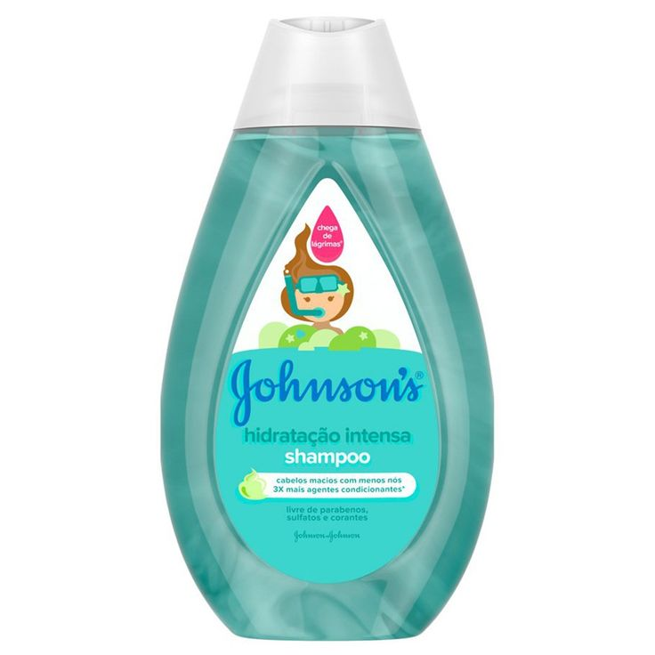 Shampoo Infantil Johnson S Baby Hidratacao Intensa 200ml Em 2020