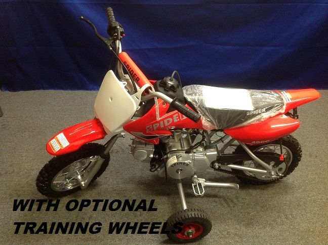Kymoto 50cc Dirt Bike - 4-Stroke Engine -