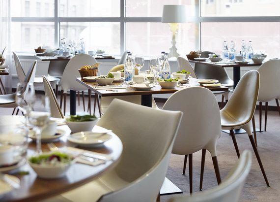 Riverside restaurang på Hotel Riverton