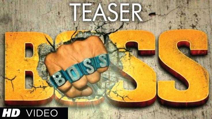 #Boss #Teaser