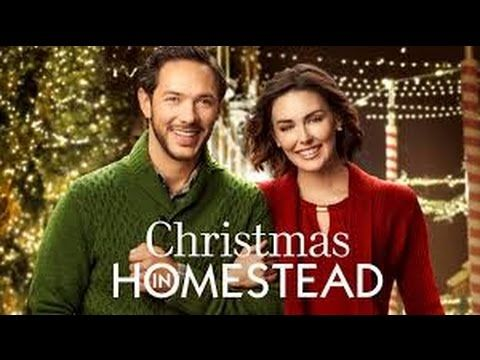 """Christmas In Homestead"" - Hallmark FULL Christmas  Movie"