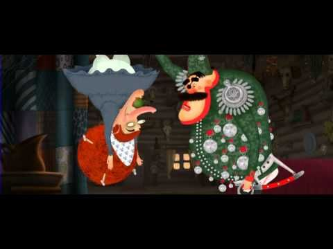 ▶ Про Федота-стрельца, удалого молодца (мультфильм) - YouTube