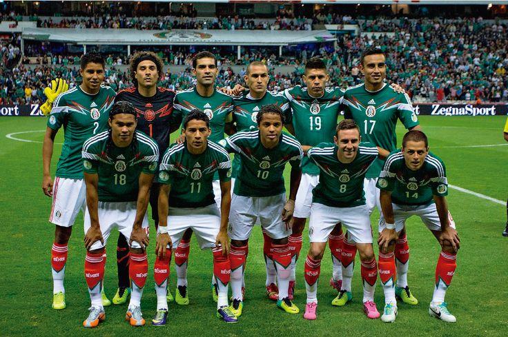 Selección de México Copa America 2015