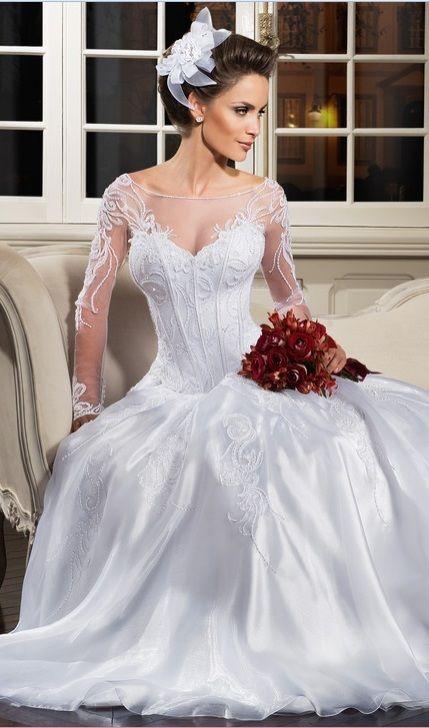 426 besten Wedding Dresses - Dress-up Dreams Bilder auf Pinterest ...
