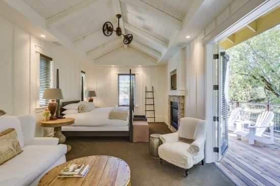 Farmhouse Inn - Sonoma Wine Country - Ranked #8 on 2015 Travel -- To learn more about Beau Wine Tours and the services we offer in #NapaValley & #Sonoma click here: https://www.beauwinetours.com/