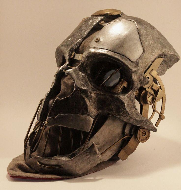 Corvo's Mask by NeonCowboy on DeviantArt