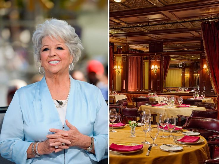 Inside the luxurious Driskill Hotel, you'll find the Driskill Grill. A 10-time recipient of AAA's 4-diamond rating, this drool-worthy restaurant has hosted none other than Paula Deen.