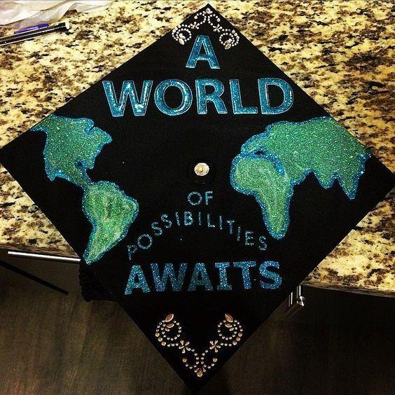 10 Ways to Decorate Your Graduation Cap